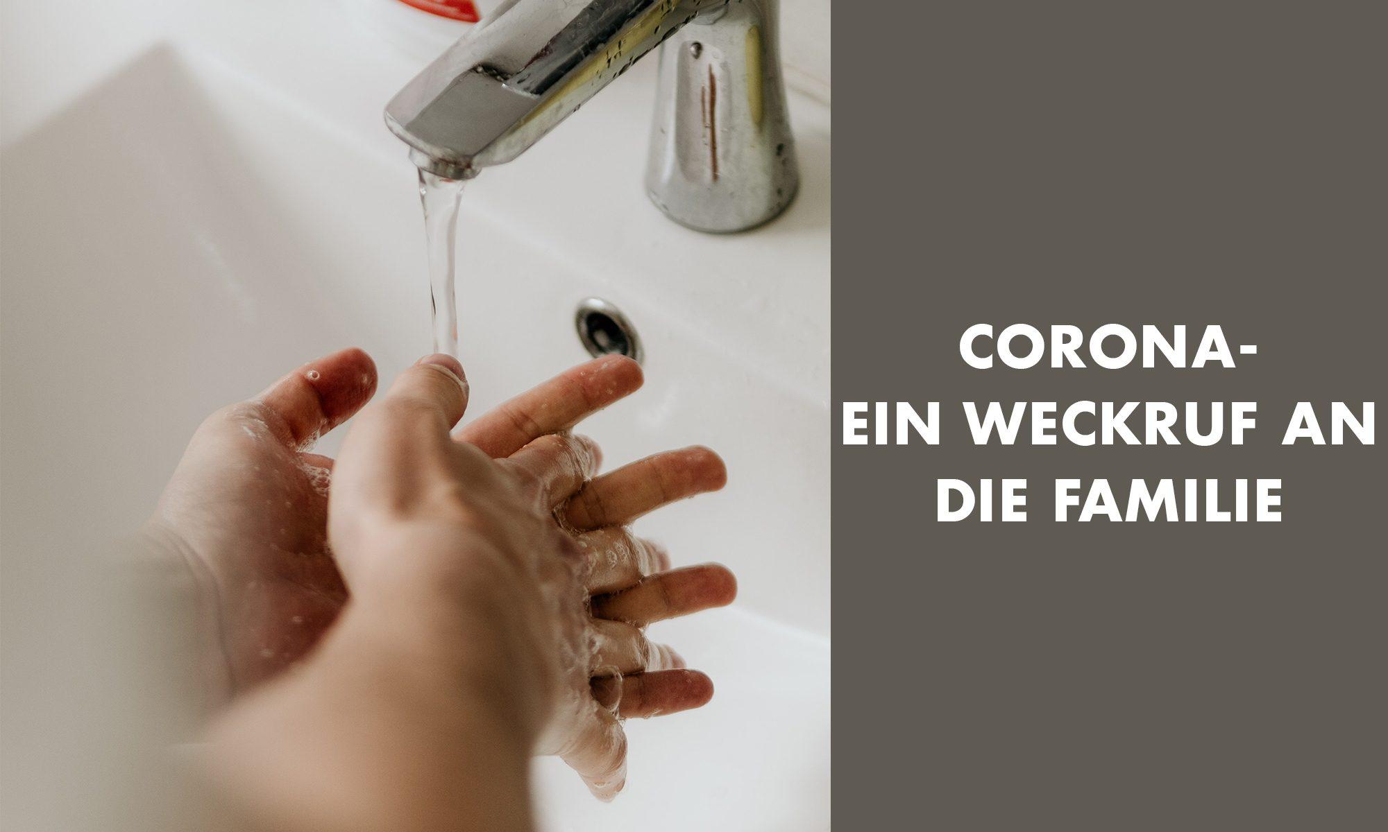Corona-Weckruf