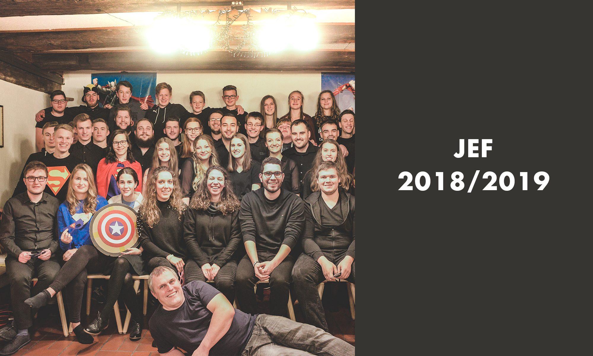 JEF 2018-2019