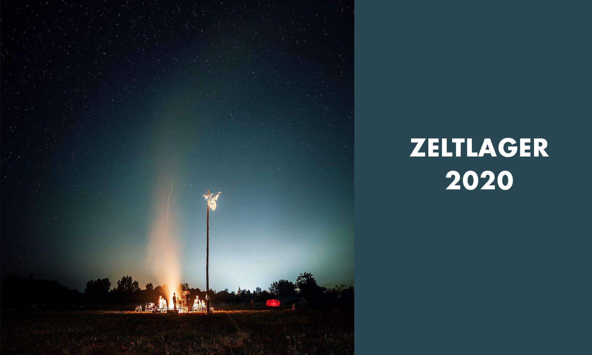 Zeltlager 2020